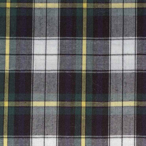 Pima Cotton Tartans Fabric 20 Yard Bolt 26