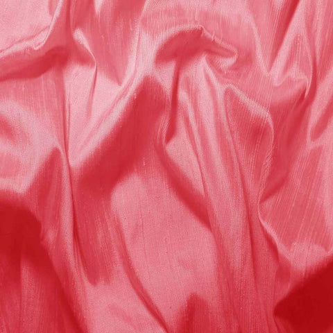 Polyester Dupioni 27 HotPink