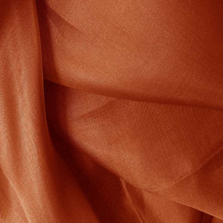 Silk Organza Copper
