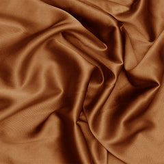 Silk Stretch Charmeuse Copper