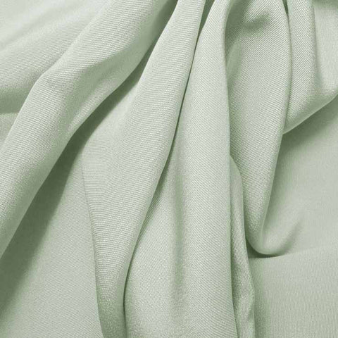 Silk 4 Ply Woven Crepe Whisper Green