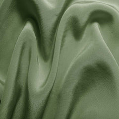 Silk Crepe de Chine Green Tea