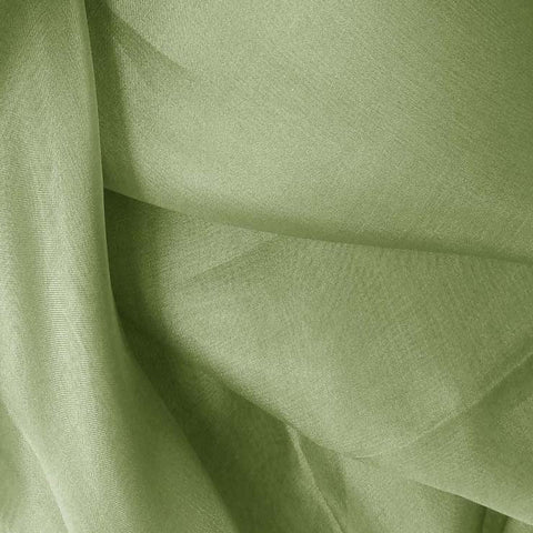 Silk Organza Green Tea