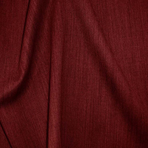 Superfine Wool Gabardine 28 Burgundy