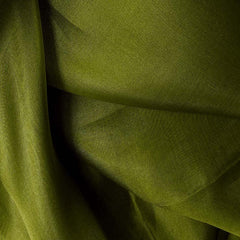 Silk Organza Grass Green