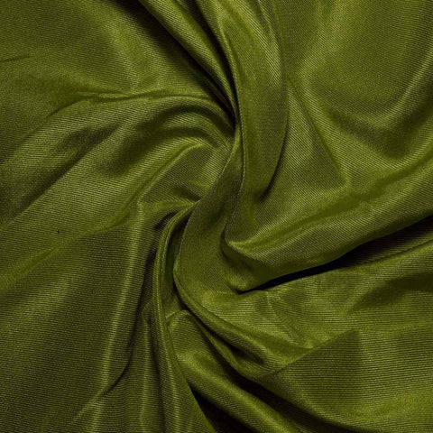 Silk Habotai Grass Green