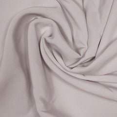 Silk Stretch 4 Ply Crepe Khaki Gray