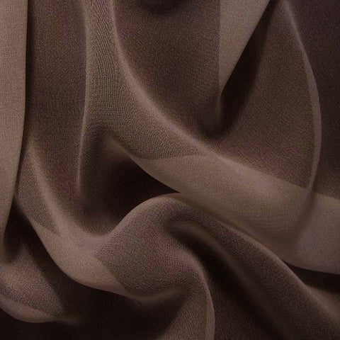 Silk Chiffon Twilight Mauve