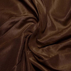 Silk Habotai Bronze Brown
