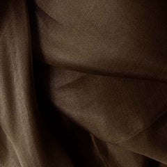 Silk Organza Bronze Brown