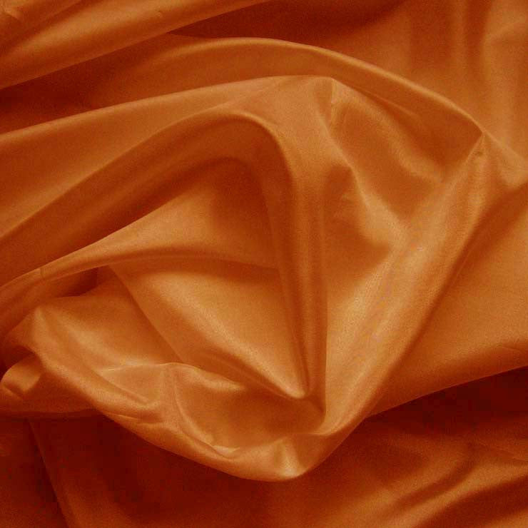 Polyester China Silk 29 Burnt Orange