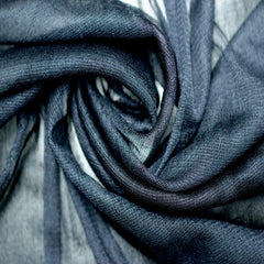Silk Tulle Dark Navy