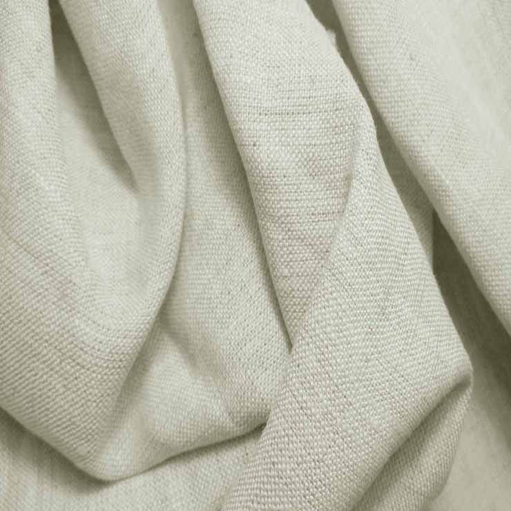 Medium Weight Linen - 6.5-oz 3 Off White - NY Fashion Center Fabrics