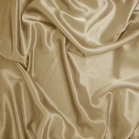 Polyester Crepe Back Satin 30 Taupe
