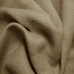 Heavyweight Linen 31 Tobacco - NY Fashion Center Fabrics