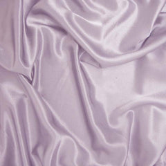 Polyester Crepe Back Satin 33 Light Lilac