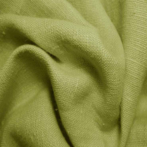 Heavyweight Linen 33 Olive - NY Fashion Center Fabrics