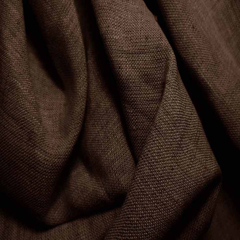 Medium Weight Linen - 6.5-oz 34 Umber - NY Fashion Center Fabrics