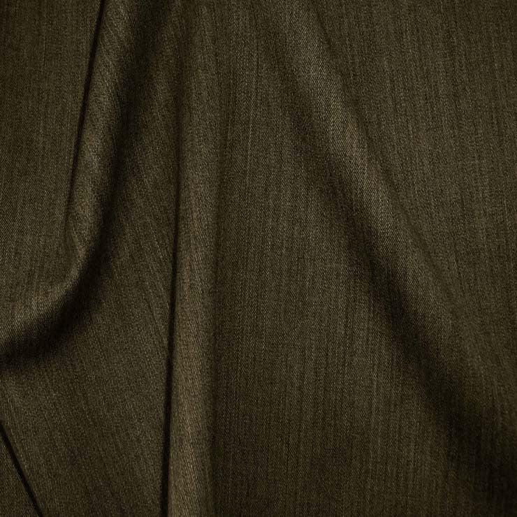 Superfine Wool Gabardine 35 Olive