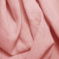 Medium Weight Linen - 6.5-oz 35 Pink - NY Fashion Center Fabrics