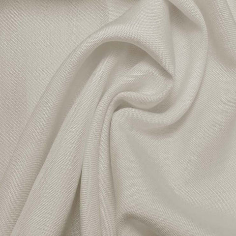 Super Fine Italian Douppioni Fabric 3600 Off White