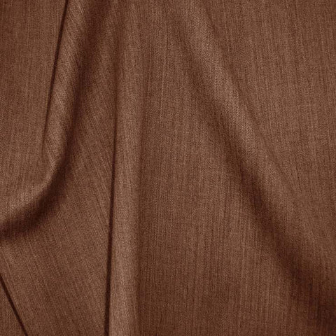 Superfine Wool Gabardine 38 Chocolate