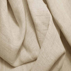 Medium Weight Linen - 6.5-oz 38 Eggshell - NY Fashion Center Fabrics