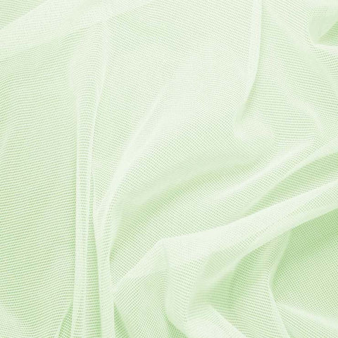 Nylon/Spandex Sheer Stretch Mesh 40 Celery