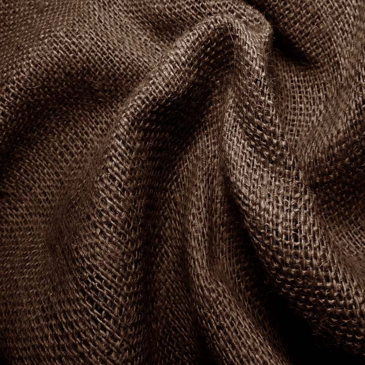 Sultana Burlap 16oz - 20 Yard Bolt 406507 Brown