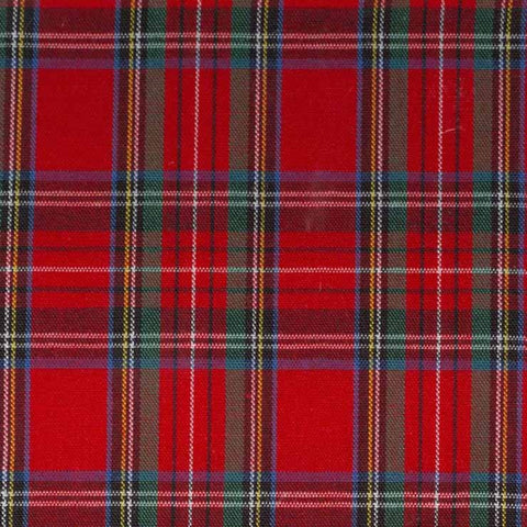Pima Cotton Tartans Fabric 20 Yard Bolt 40