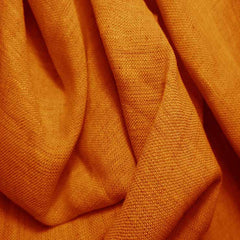 Medium Weight Linen - 6.5-oz 41 Asian Orange - NY Fashion Center Fabrics