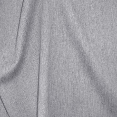 Superfine Wool Gabardine 42 Silver