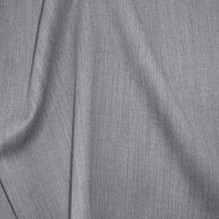 Superfine Wool Gabardine 43 Grey