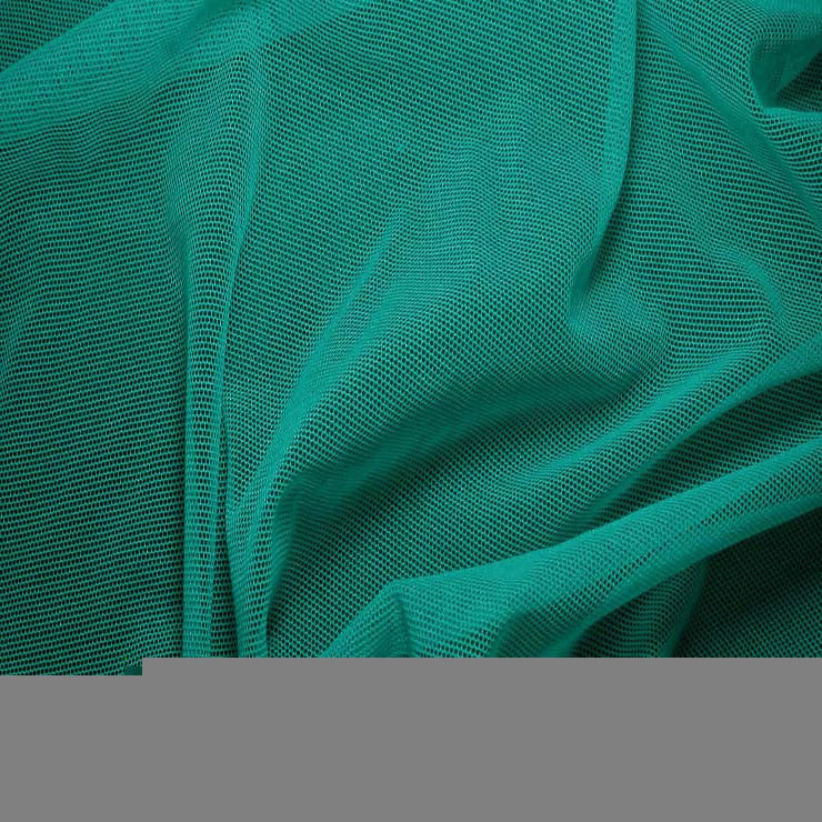 Nylon/Spandex Sheer Stretch Mesh 43 Jade