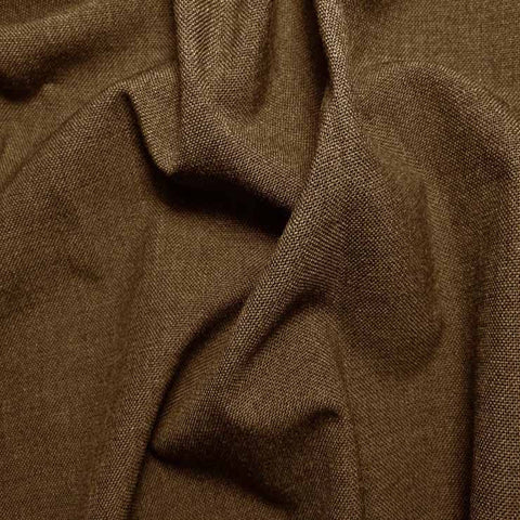 3 Ply Wool/Poly Blend Suiting 437 Taupe - NY Fashion Center Fabrics