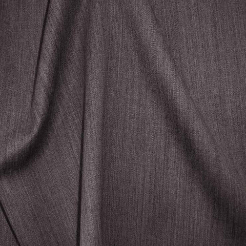 Superfine Wool Gabardine 44 Charcoal