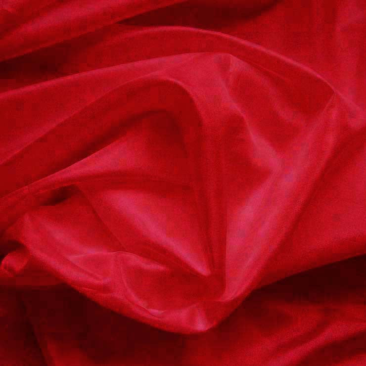 Polyester China Silk 44 Venetian Red