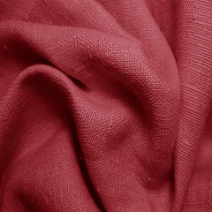 Heavyweight Linen 46 Bordeaux - NY Fashion Center Fabrics