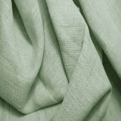 Medium Weight Linen - 6.5-oz 47 Dusty Seafoam - NY Fashion Center Fabrics