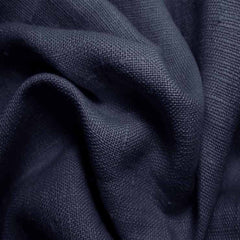 Heavyweight Linen 47 Navy - NY Fashion Center Fabrics