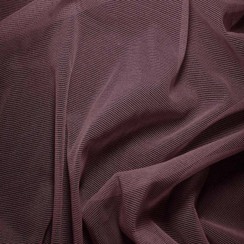 Nylon/Spandex Sheer Stretch Mesh 49 BluishPurple
