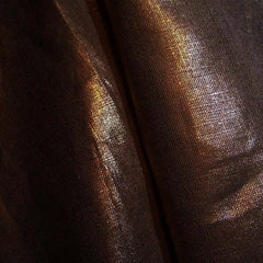 Metallic Linen 49 Silver on Amethyst Medium - NY Fashion Center Fabrics