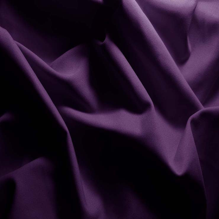 Nylon/Spandex Matte Milliskin 50 DeepPurple - NY Fashion Center Fabrics