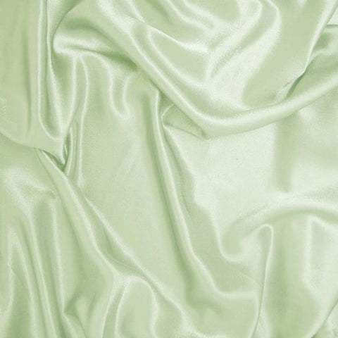 Polyester Crepe Back Satin 50 Honeydew