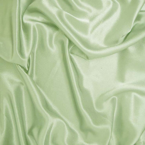 Polyester Crepe Back Satin 51 Chartreuse