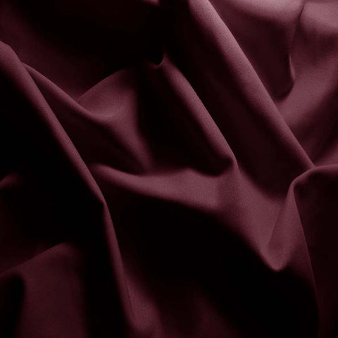 Nylon/Spandex Matte Milliskin 52 Merlot - NY Fashion Center Fabrics