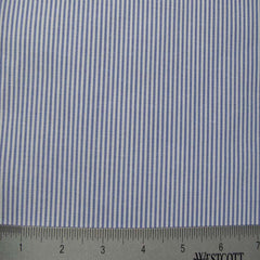 100% Cotton Fabric Stripes Collection #3 52 STR8460BLU - NY Fashion Center Fabrics