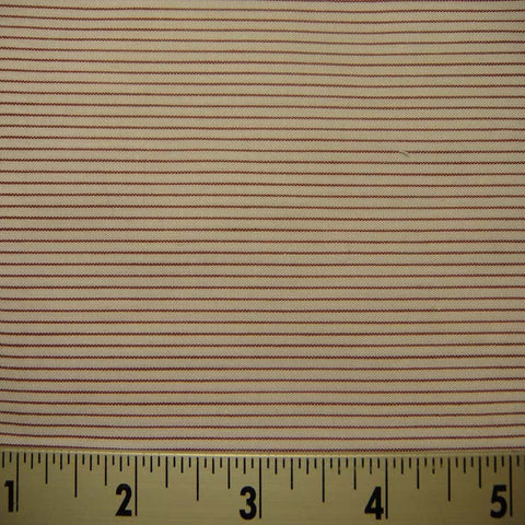 100% Cotton Fabric Stripes 52 Y D8300WIN - NY Fashion Center Fabrics