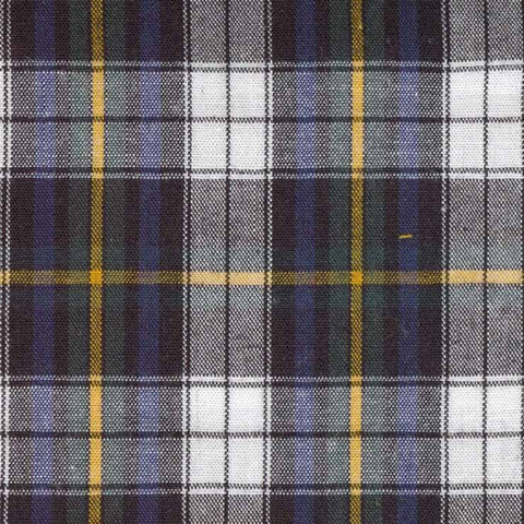 Pima Cotton Tartans Fabric 20 Yard Bolt 52