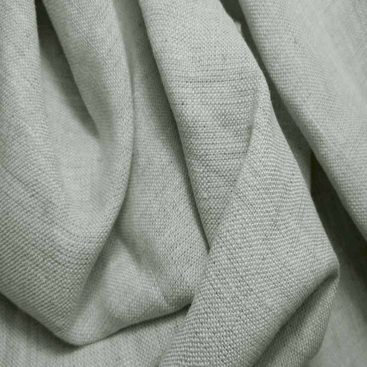 Medium Weight Linen - 6.5-oz 53 Light Blue Grey - NY Fashion Center Fabrics